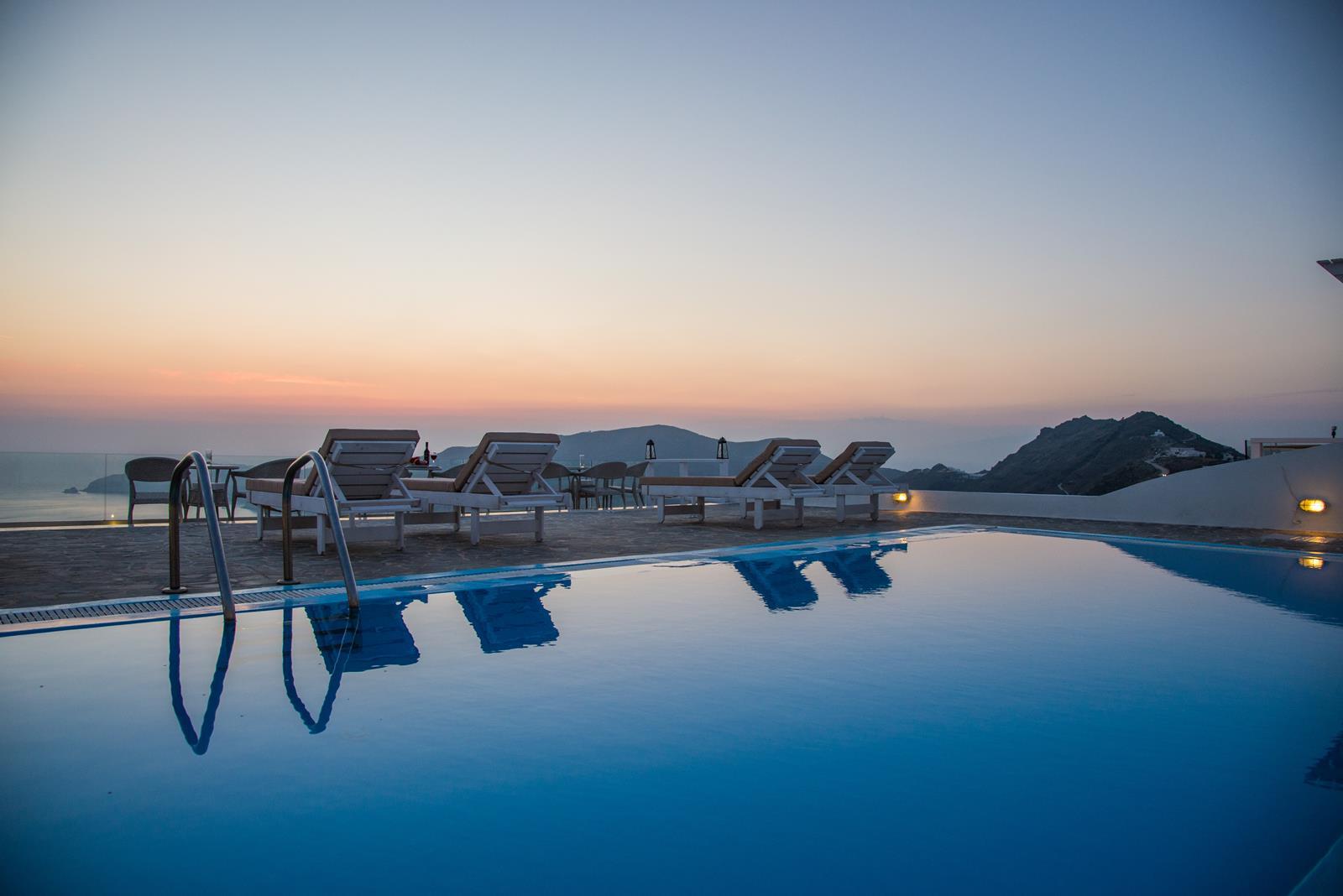santorini hotels - Gizis Exclusive Santorini Greece