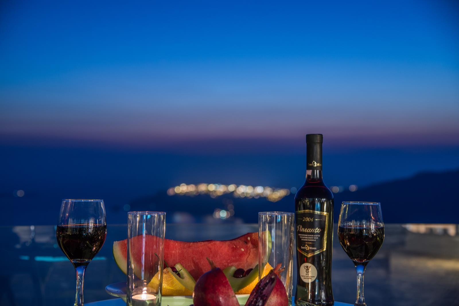 hotel imerovigli santorini - Gizis Exclusive Santorini Greece