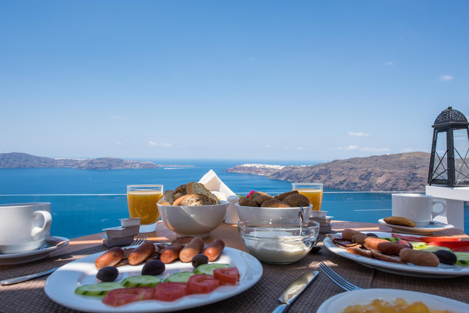 luxury hotel santorinii - Gizis Exclusive Santorini Greece