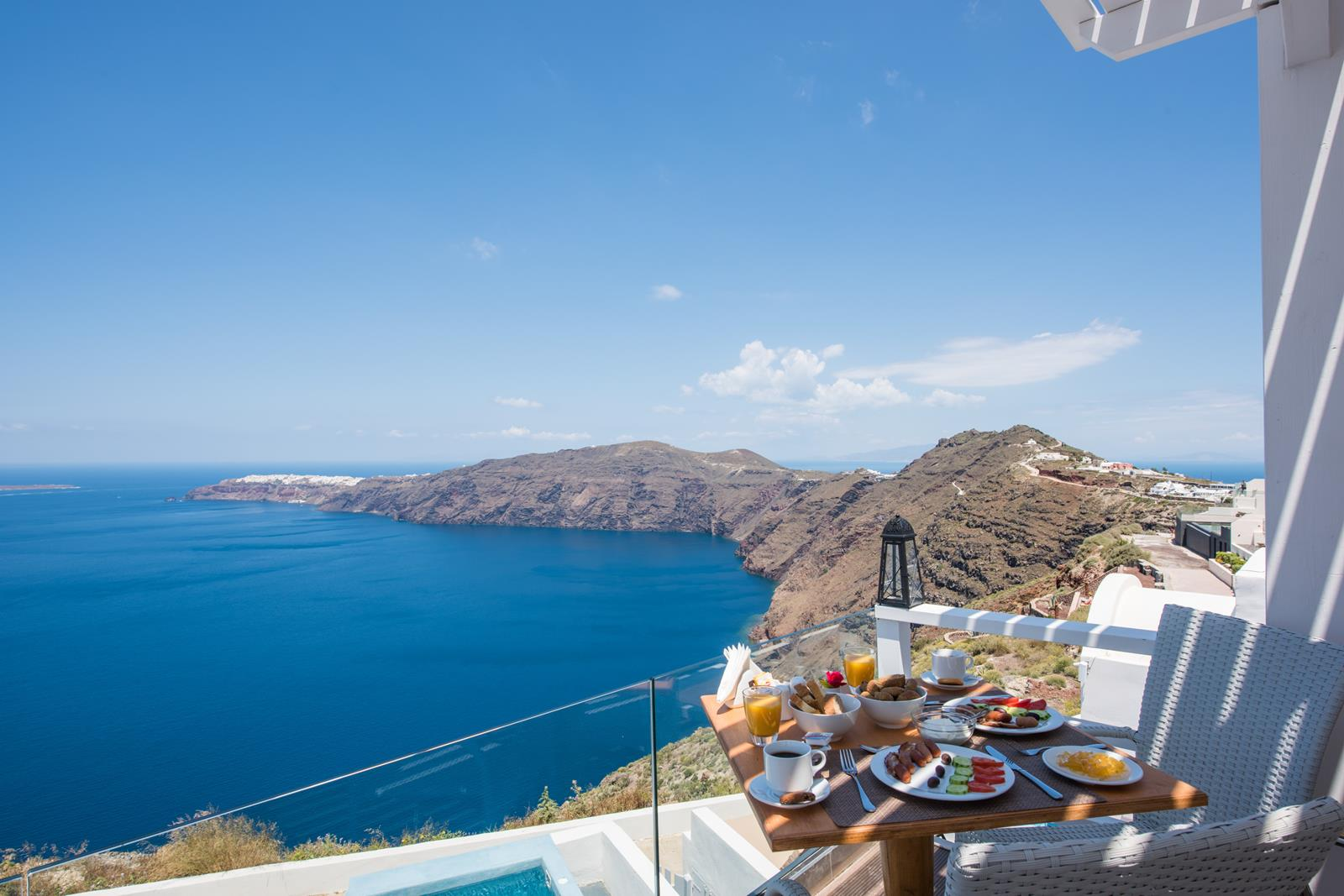luxury hotel santorini - Gizis Exclusive Santorini Greece