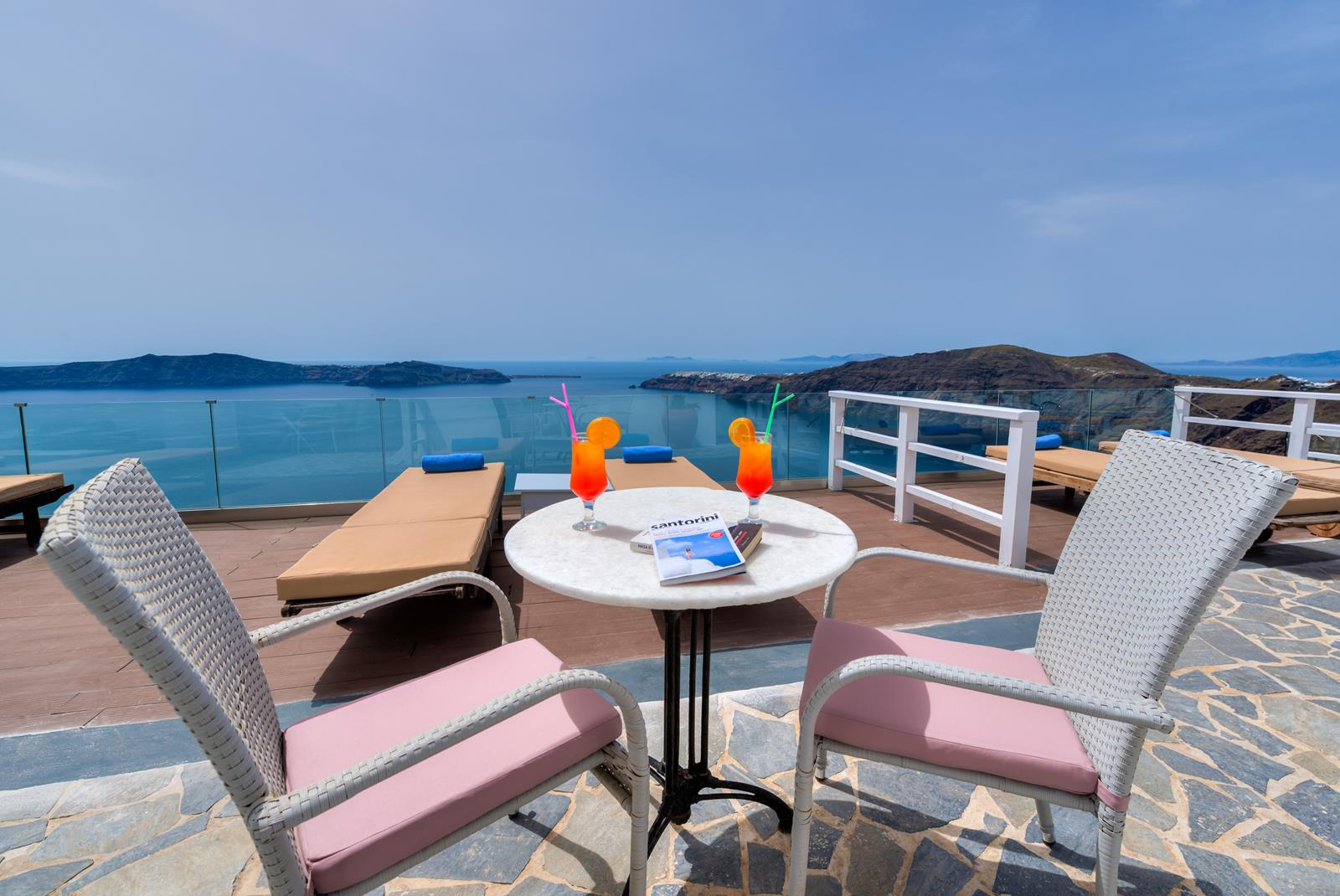 santorini stay - Gizis Exclusive Santorini Greece