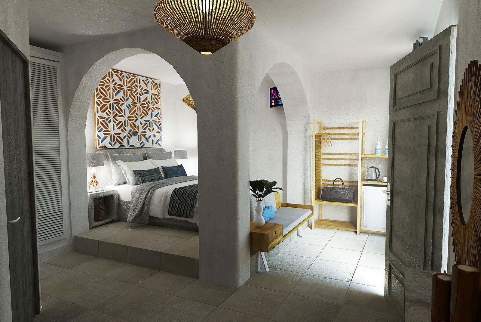 santorini hotel - Gizis Exclusive Santorini Greece