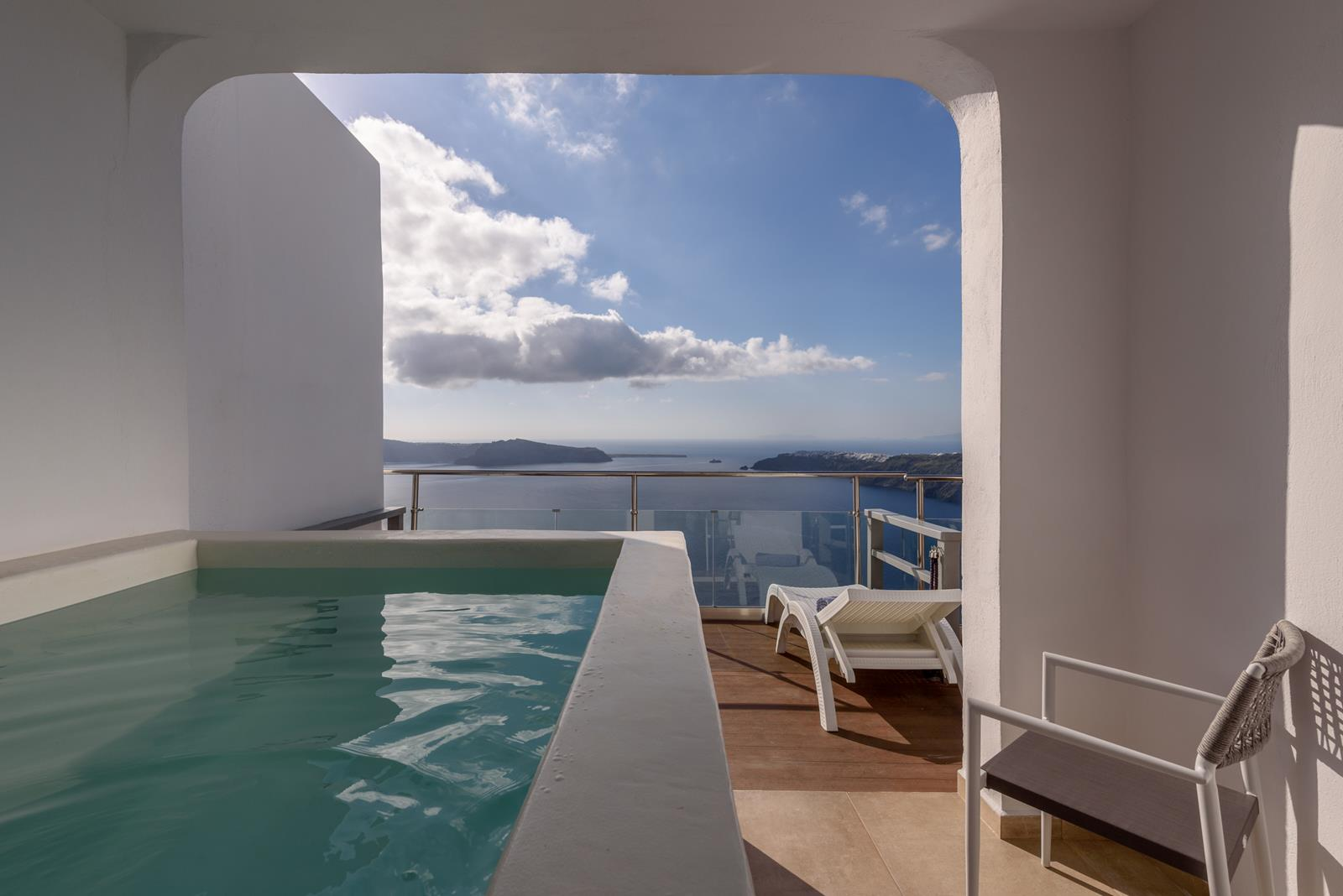 santorini hotel - Gizis Exclusive Santorini Greece
